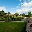 Bodelwyddan Castle Walled Garden by John Hare