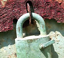 Locked Up by Christopher Herrfurth