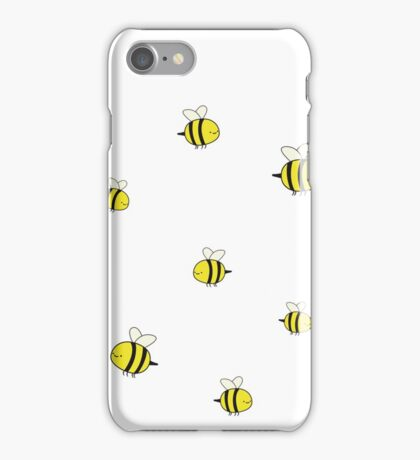 The Humble Bumble Bee iPhone Case/Skin