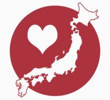 Love for Japan by breakingnews101