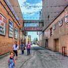 Ed's Alley by Gary Cummins