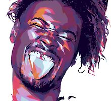Danny Brown by FBananaworks