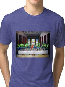 The Penultimate Supper Tri-blend T-Shirt