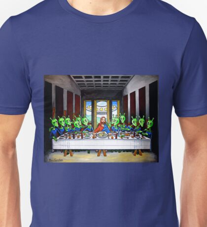 The Penultimate Supper Unisex T-Shirt