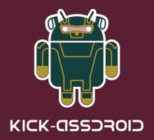 Kick-Assdroid by Malc Foy