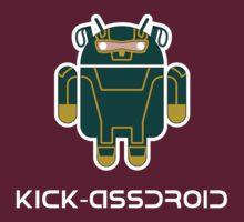Kick-Assdroid by Malc Foy