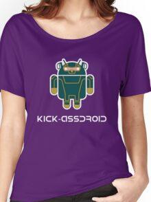 Kick-Assdroid Women's Relaxed Fit T-Shirt