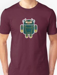 Kick-Assdroid (no text) Unisex T-Shirt