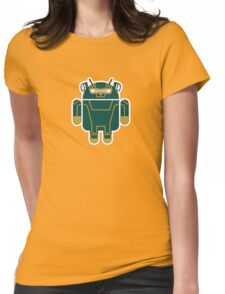 Kick-Assdroid (no text) Womens Fitted T-Shirt