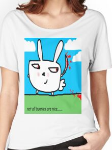 bad bunny Women's Relaxed Fit T-Shirt