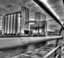 Chancelot Mill by Chris Cherry