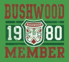 Retro Bushwood 1980 Member Kids Clothes