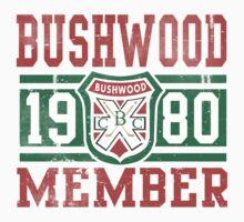 Retro Bushwood 1980 Member One Piece - Short Sleeve