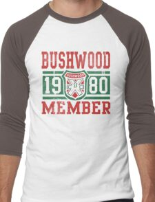 Retro Bushwood 1980 Member Men's Baseball ¾ T-Shirt