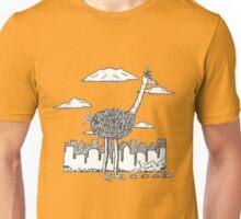 Big Bird in New York Unisex T-Shirt