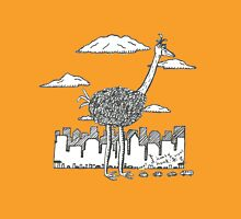 Big Bird in New York Unisex T-Shirt