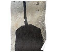 Broom Shadow Poster