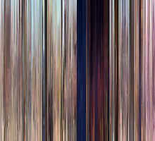 Moviebarcode: Cars (2006) by moviebarcode