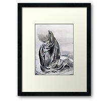 Da Vinci I Framed Print