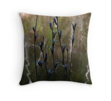 Reeds ! Throw Pillow