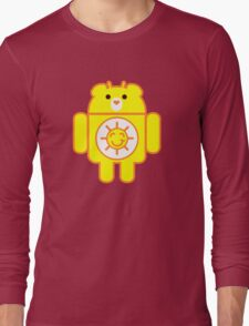 DROIDSHINE BEAR Long Sleeve T-Shirt