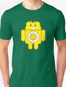 DROIDSHINE BEAR Unisex T-Shirt