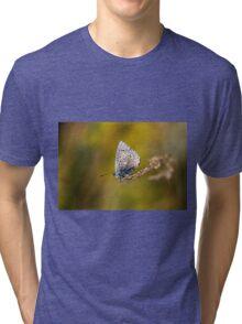 Brown argus Tri-blend T-Shirt