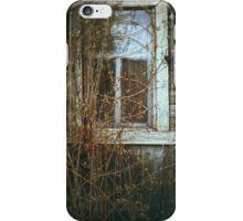 Abandoned house iPhone Case/Skin