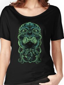 The Cultist of Cthulhu Women's Relaxed Fit T-Shirt