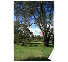 Adelaide Hills Poster