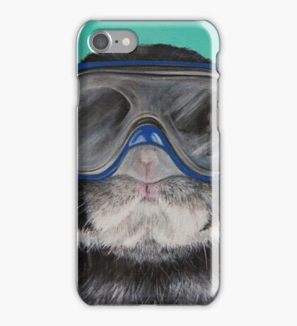 Bubba Loves Goggles iPhone Case/Skin