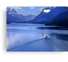 Blue Heaven Canvas Print