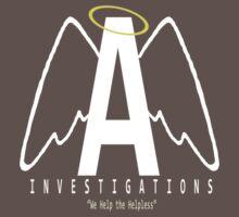 Angel Investigations Logo by KeisukeZero
