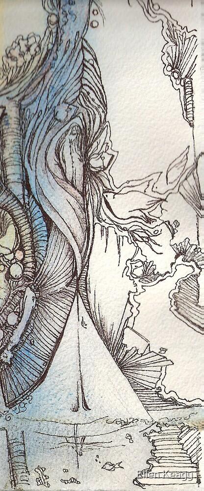 mermaids 3 by Ellen Keagy