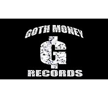 GOTH MONEY RECORDS Photographic Print