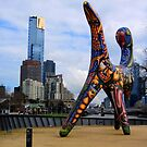 Melbourne's Angel by su2anne