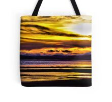 Mare Island Sunset 12 (HDR #2) Tote Bag