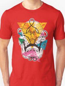 Geometry Skull T-Shirt