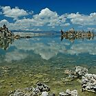 Mono Lake Landscape by Nick Boren