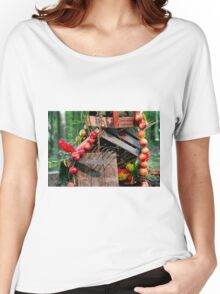 Apples Women's Relaxed Fit T-Shirt