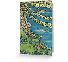 Four Seasons Collection - Summer Greeting Card Greeting Card