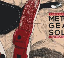 The Phantom Pain: V Has Come To Sticker