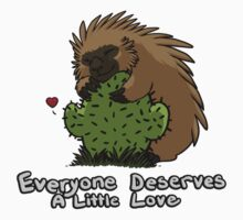 Everyone Deserves A Little Love by Kerberos