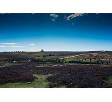 North Yorkshire Moors Photographic Print