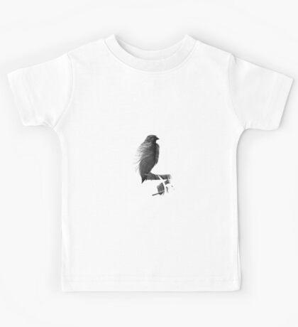 Bird Feather Kids Tee