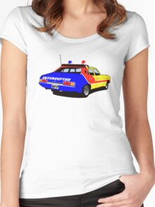 Mad Max's Interceptor Women's Fitted Scoop T-Shirt