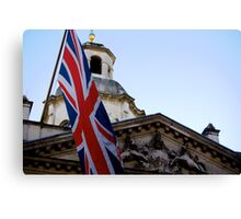 London, United Kingdom Canvas Print