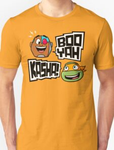 Booyah Kasha Unisex T-Shirt