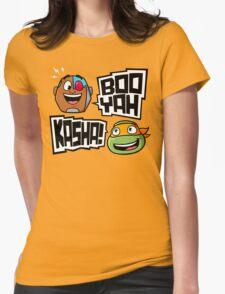 Booyah Kasha Womens Fitted T-Shirt