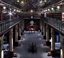 Mortlock Library Panorama by SD Smart